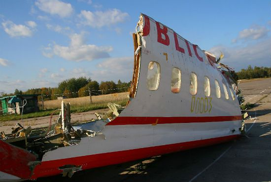 """""""Tupolew musi wrócić do kraju, to nasza własność"""""""