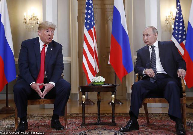 USA nakłada kolejne sankcje na Rosję. Tym razem za Skripala