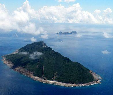 Wyspy nazywane przez Japonię Senkaku, a przez Chiny - Diaoyu