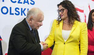 Dorota Arciszewska-Mielewczyk nie dostała się do Senatu. Została prezesem państwowej spółki