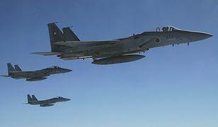 Japońskie myśliwce F-15