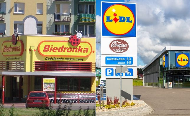Biedronka i Lidl liderami w sprzedaży produktów marek własnych. Napędzają wynik w Polsce