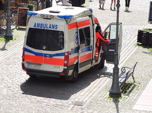 Atak na ratowników karetki pogotowia w Jastrzębiu-Zdroju. Już kolejny