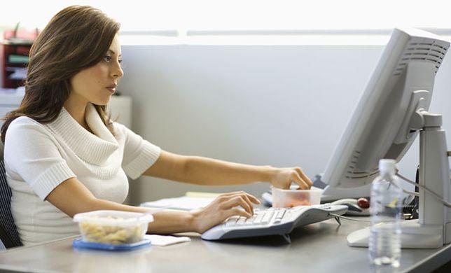 Dlaczego jedzenie w pracy jest ważne? (WIDEO)