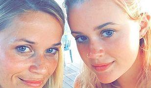 Reese Witherspoon i jej córka jak bliźniaczki