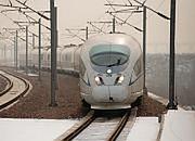 Otwarto najdłuższą na świecie linię superszybkiej kolei