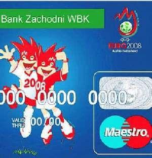 Oto jedna z kart nawiązująca do Euro 2008.