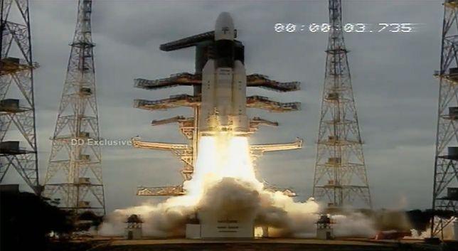 Indie: druga próba wysłania Chandrayaan-2 na Księżyc.