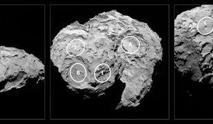 Jesteśmy gotowi do lądowania na komecie