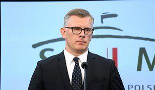Sławomir Cenckiewicz uderza w Polską Fundację Narodową. Poszło o spot dla Amerykanów