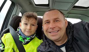 Ojciec walczy o dobro syna. Jarosław Kaczyński interweniuje