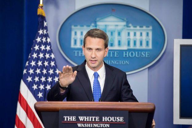 Eric Schultz, zastępca sekretarza prasowego Białego Domu
