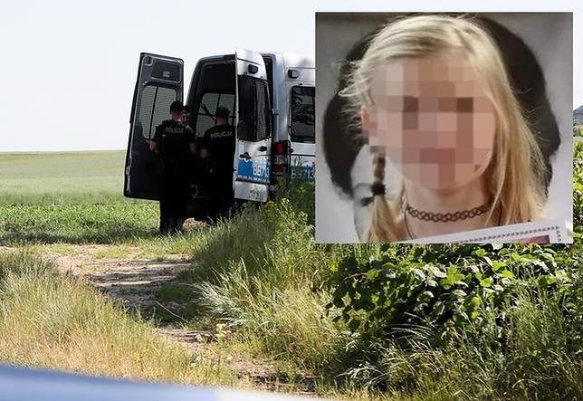 Zwłoki 10-letniej Katriny znaleziono w miejscowości Pożarzysko