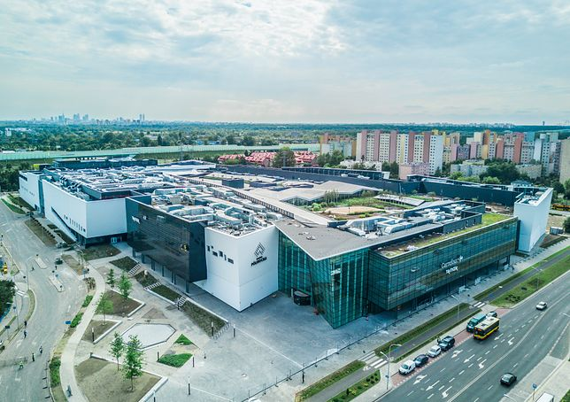 14 września centrum zostanie otwarte dla klientów