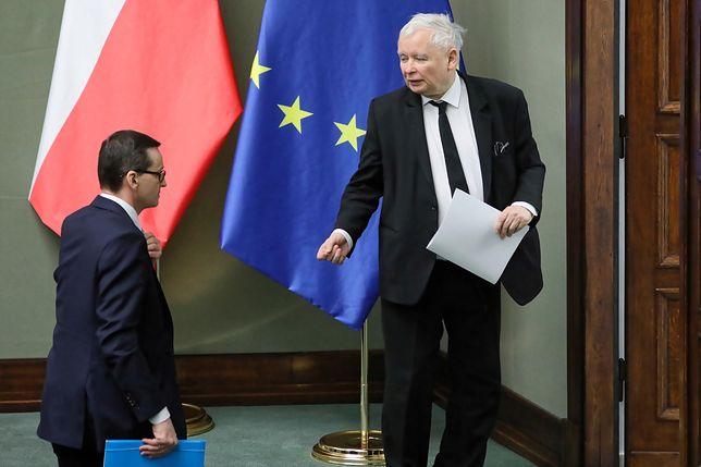 Pilna narada w PiS. Kaczyński wezwał kierownictwo partii