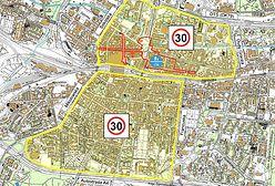 """Koniec szybkiej jazdy w centrum Katowic? Strefa """"30"""" zmieni przyzwyczajenia kierowców"""