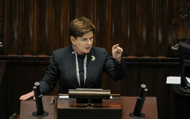 Premier Beata Szydło: orzeczenie TK zostanie opublikowane