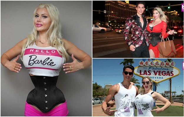 Para z Ameryki wydała pół miliona dolarów na operacje plastyczne upodabniające ich do Kena i Barbie