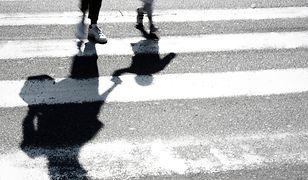 69-latek potrącił na przejściu dla pieszych 9-latkę