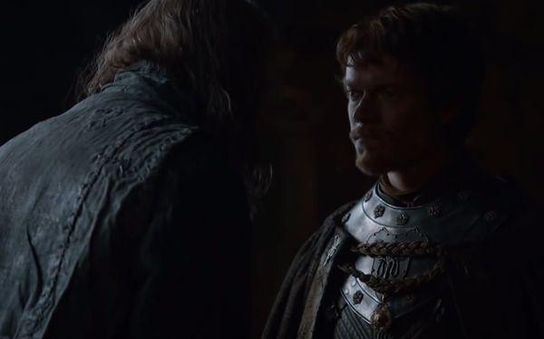 Gra o tron sezon 2, odcinek 2: Ciemne krainy (The night lands)