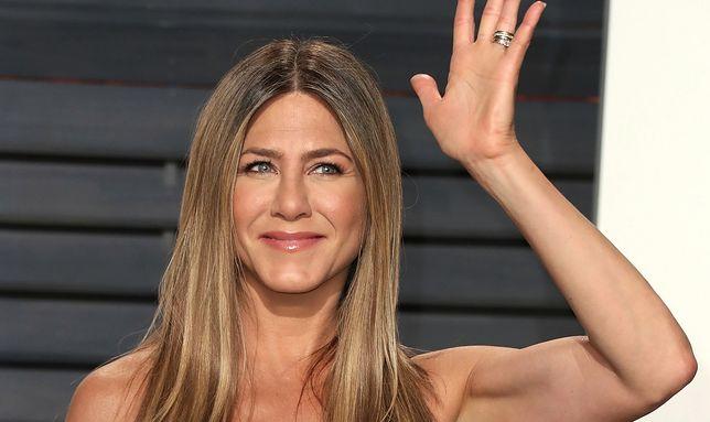 Urodowe triki Jennifer Aniston