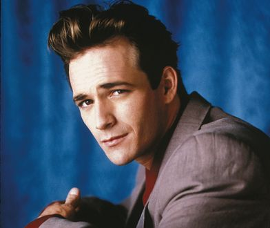 Luke Perry występował w popularnym serialu Beverly Hills 90210