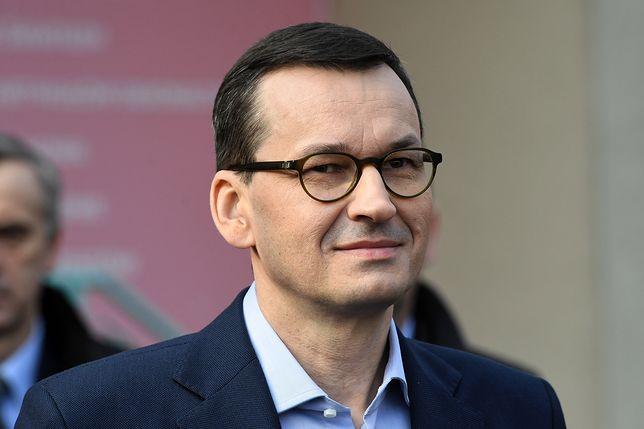 """Morawiecki w wywiadzie dla """"Haaretza"""". Komentuje stosunki polsko-izraelskie"""