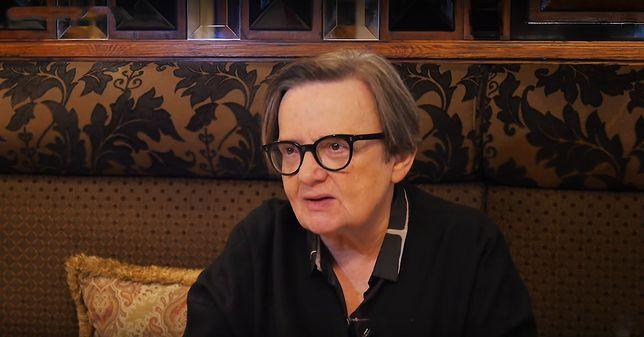 Agnieszka Holland była gościem festiwalu Solidarity of Arts w Gdańsku.