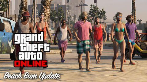 Warto sprawdzić dziś GTA Online - ukazało się darmowe Beach Bum DLC