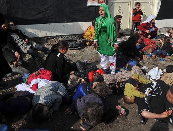 Nagroda Pulitzera dla zdjęcia z zamachu w Kabulu