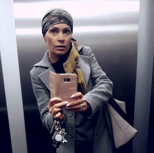 Joanna Górska do ludzi wspierających ją w chorobie: Będzie dobrze