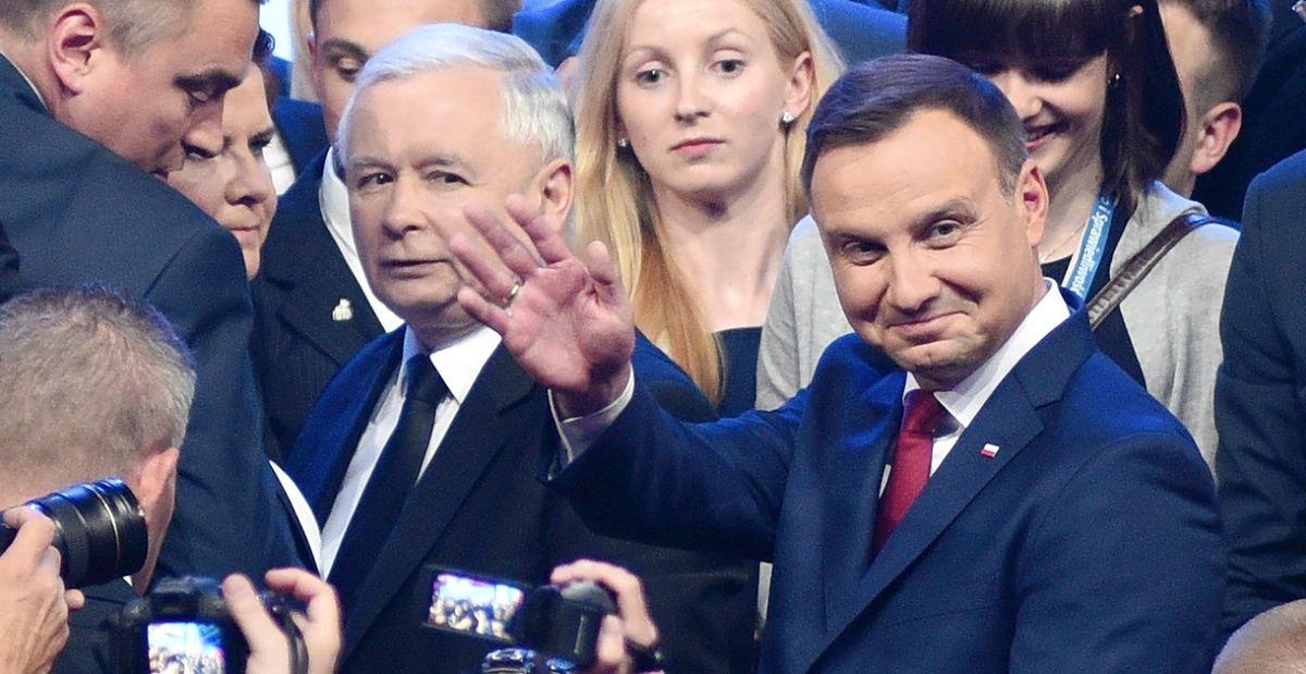 Sławomir Sierakowski: Duda poszedł na wojnę z Kaczyńskim