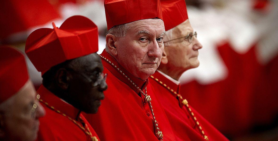 Papież wysłał kardynała na tajne spotkanie z masonami