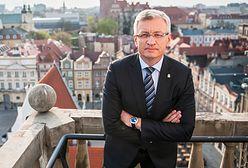 """Prezydent Poznania: """"Nie żyjemy w normalnym kraju. Totalitaryzm też się od czegoś zaczął"""""""