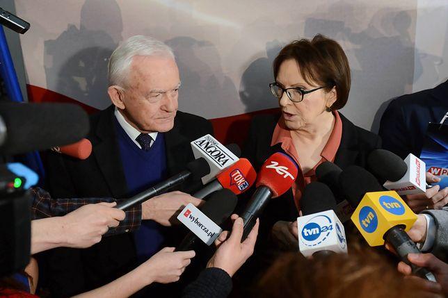 Z najnowszego sondażu wynika, że Ewa Kopacz i Leszek Miller zdobędą w Wielkopolsce mandaty do PE