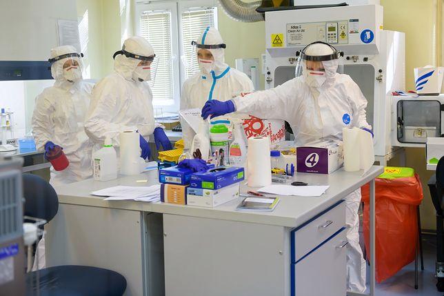 Koronawirus. Sprzęt ochrony osobistej od Unii Europejskiej nie dla Polski