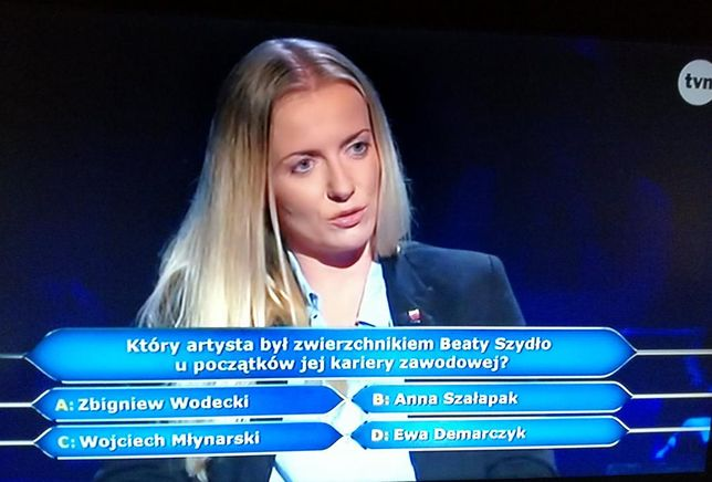 Weronika Deresz szła jak burza