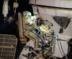 Dym w kosmosie. Niepokojące doniesienia ze stacji kosmicznej Rosjan