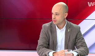 Jan Śpiewak, aktywista, który ujawnił aferę reprywatyzacyjną w Warszawie.