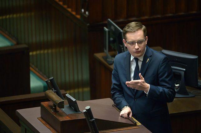 Sejm. PO-PiS w wyborach do europarlamentu coraz bliżej