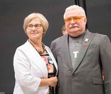"""Danuta Wałęsa nie gryzła się w język. """"Ludzie PiS-u i ludzie Rydzyka to są ludzie zakłamani"""""""