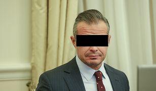 Były minister Sławomir N. został zatrzymany