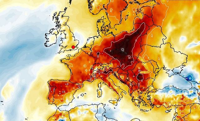 W weekend zaleje nas fala ciepła
