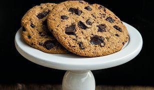 Chrupiące ciasteczka bez glutenu, jajek i cukru