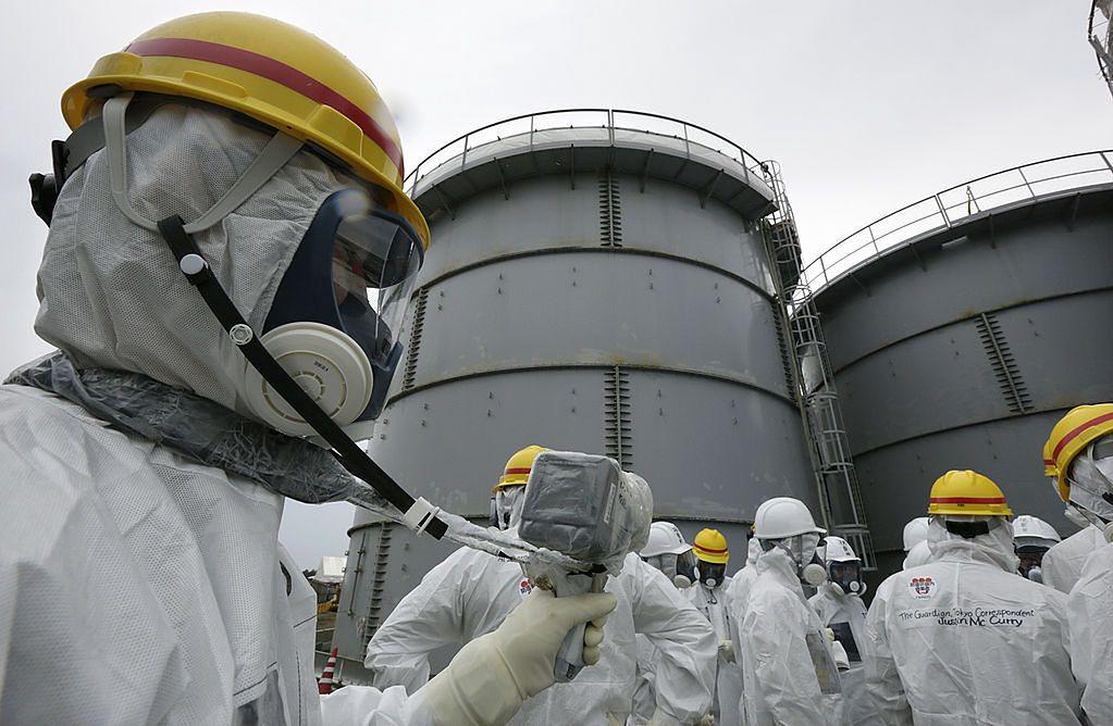 Woda z Fukushimy trafi do Pacyfiku