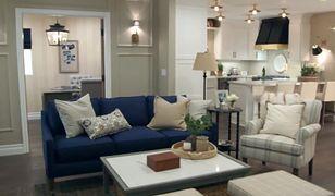 Rozmieszczenie źródeł światła w salonie powinno sprzyjać odpoczynkowi