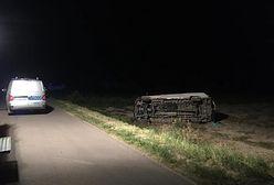 Potrącił policjanta podczas ucieczki. Są wyniki badań kierowcy zatrzymanego w Gąsiorach
