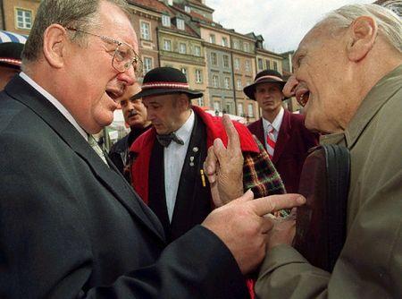 Dzido kandydatem na prezydenta Warszawy
