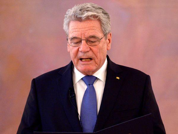 Prezydent Joachim Gauck