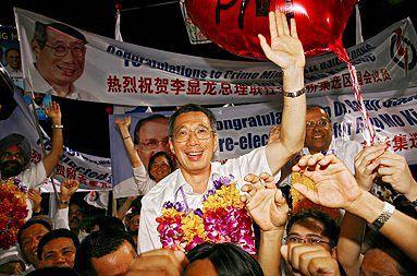 W Singapurze partia rządząca wygrała walkowerem